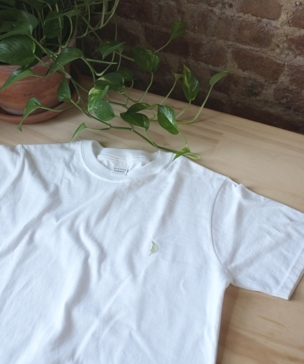 Fern Tee with Certified Organic Cotton